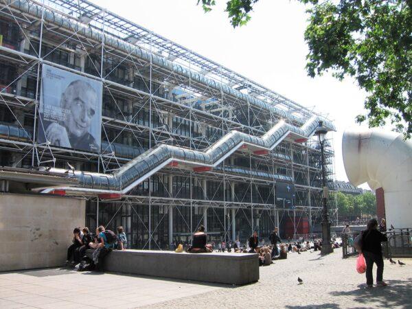 Paříž – Centre Pompidou