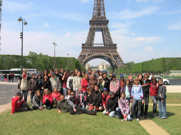 Paříž – Martova pole