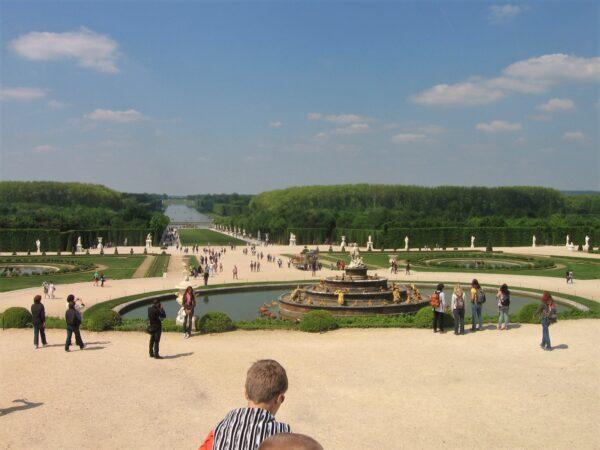 Versailles – zahrady