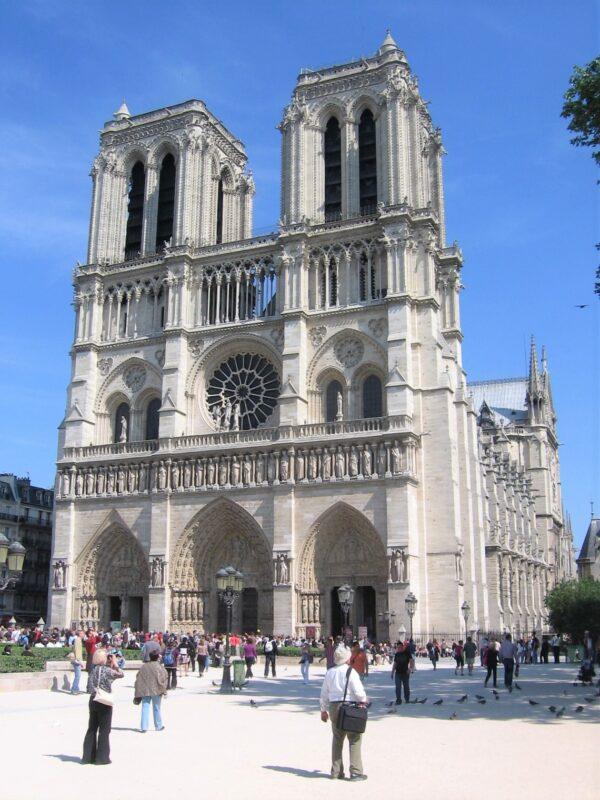 Paříž – Notre-Dame