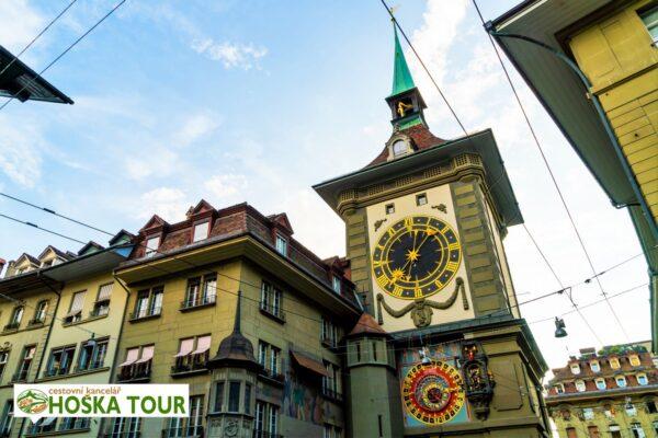 Bern – Astronomické hodiny