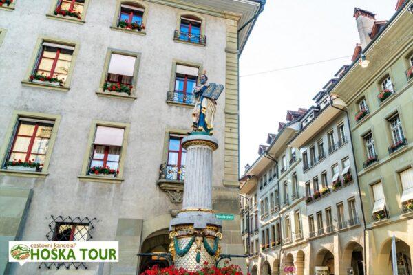 Bern – hlavní město Švýcarska