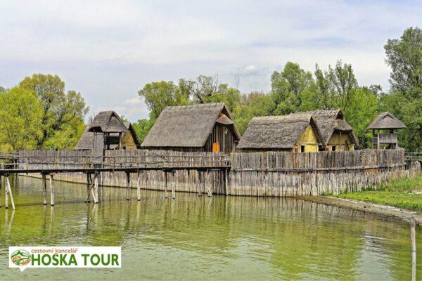 Bodamské jezero – Domy na kůlech