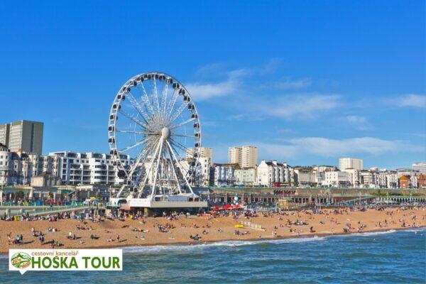 Brighton – pláž