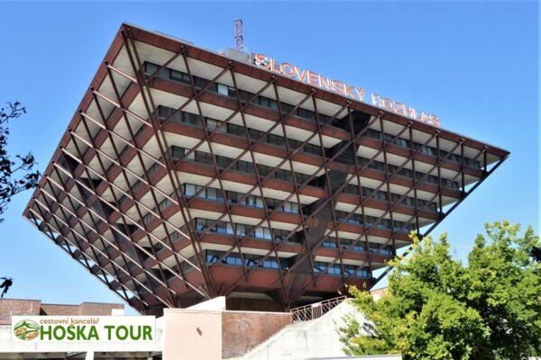 Budova Slovenského rozhlasu