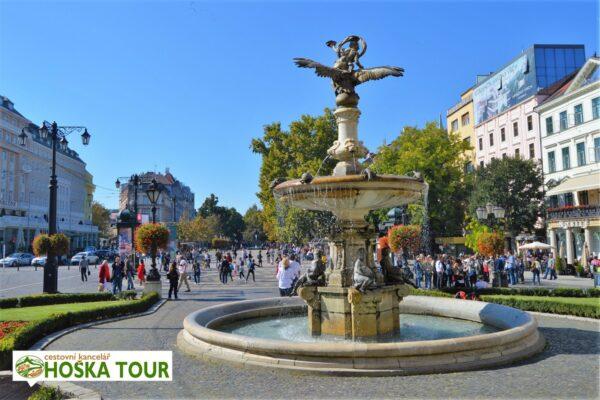 Hviezdoslavovo náměstí – Bratislava