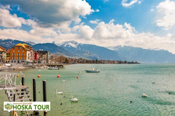 Lausanne – Ženevské jezero