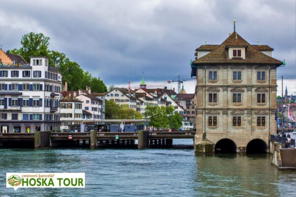 Švýcarsko – Zurich