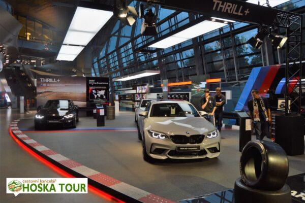 BMW Welt – školní zájezd do Mnichova