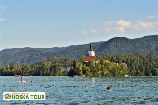 Blejsky otok – zájezdy pro školy do Slovinska
