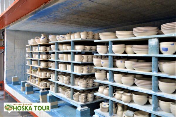 Boleslavec – exkurze do keramičky