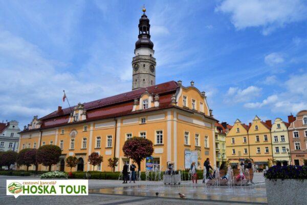 Bolesławiec – centrum města