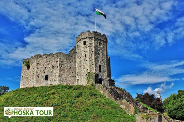 Cardiff – místní hrad