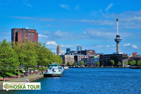 Centrum města Rotterdam