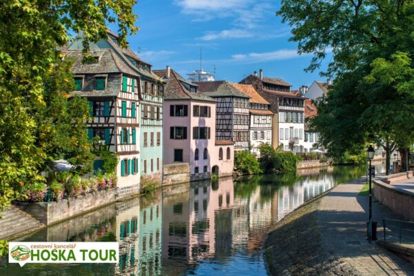 Historické centrum Štrasburku