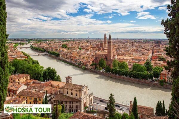 Historické centrum města Verona