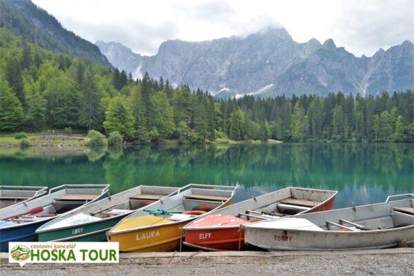 Jezero Laghi di Fusine – zájezdy pro školy