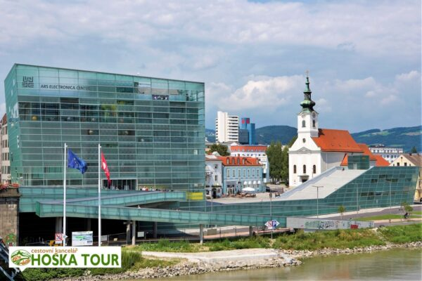 Linec – Ars Electronica Center