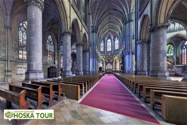 Linec – katedrála Mariendom