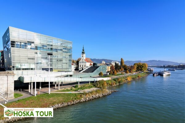 Linz – Ars Electronica Center