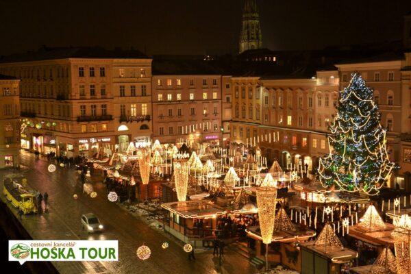 Linz – adventní trhy