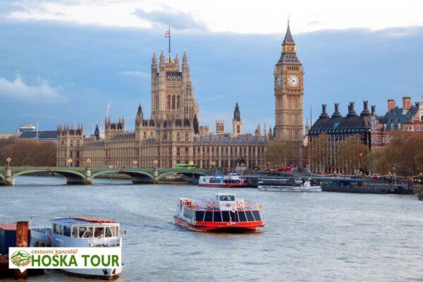 Londýn – z prohlídky města