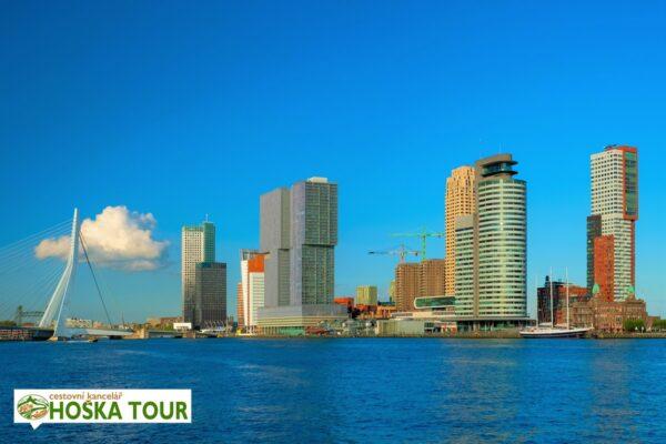 Mrakodrapy v Rotterdamu