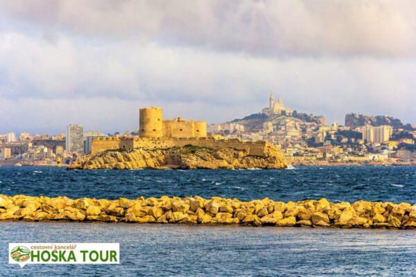 Ostrov If u Marseille – školní zájezd do oblasti Provence