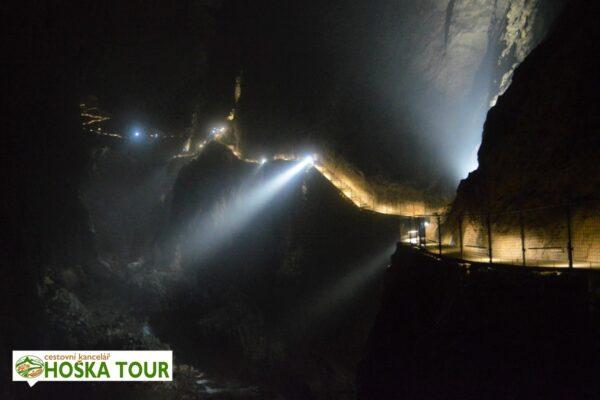 Prohlídka Skočjanské jeskyně – exkurze pro školy