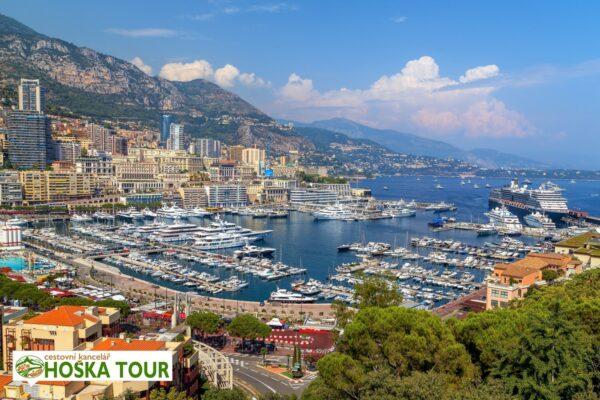 Školní zájezdy – Monte Carlo