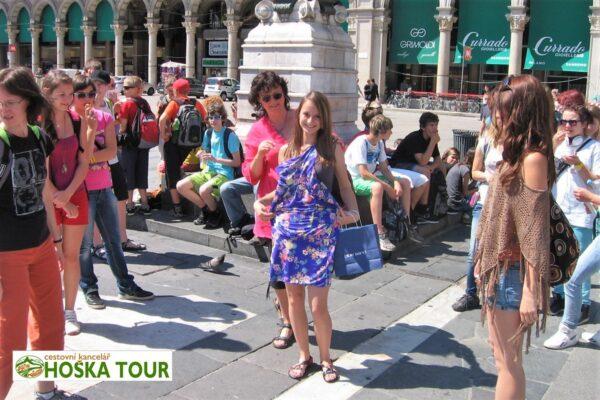 Školní zájezdy do Itálie – Miláno