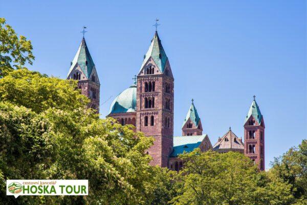 Speyer – katedrála