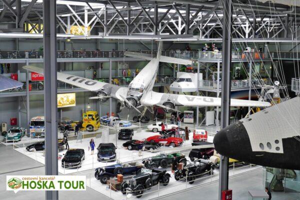 Speyer – muzeum techniky