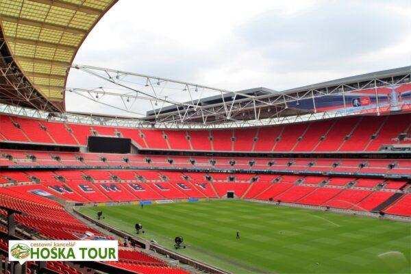 Stadion ve Wembley – exkurze pro školy