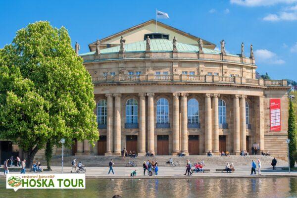 Stuttgart – divadlo