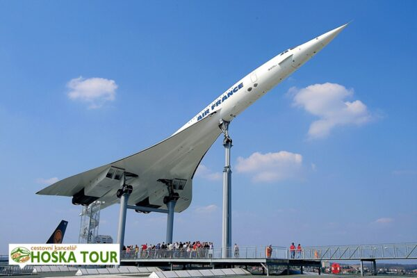 Technické muzeum Sinsheim – Concorde