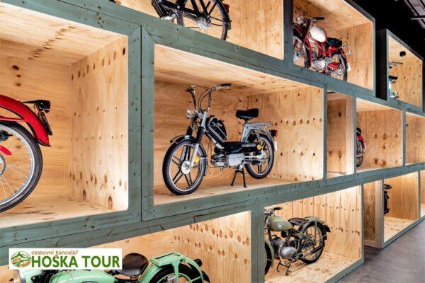 Technické muzeum Sinsheim – výstava motocyklů