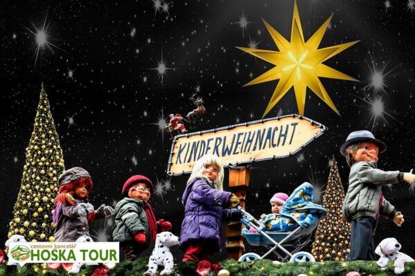Vánoční Norimberk – adventní zájezdy