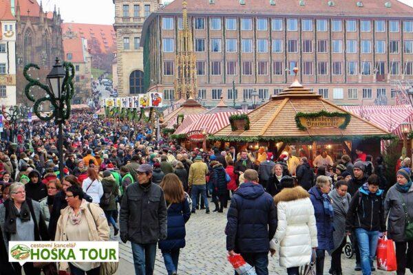 Vánoční Norimberk – školní zájezdy do Německa