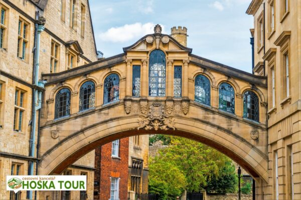 Ve městě Oxford – zájezdy pro školy do Anglie