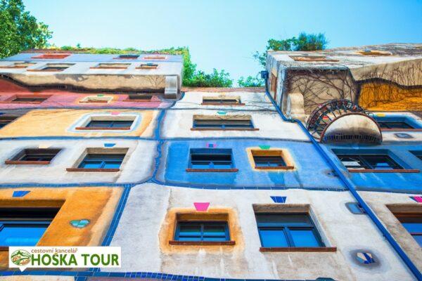 Školní zájezd do Vídně – Hundertwasserhaus