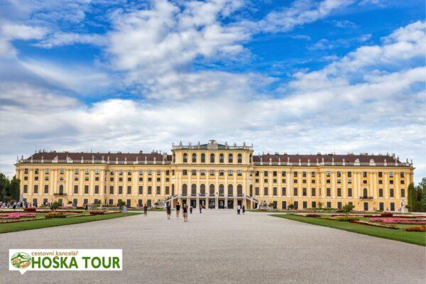 Vídeň – zámek Schönbrunn