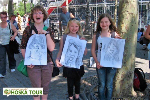 Zájezd pro školy do Paříže – Centre Pompidou